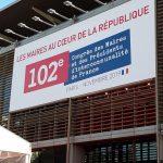 Le Centre présent sur le Salon des Maires de Paris